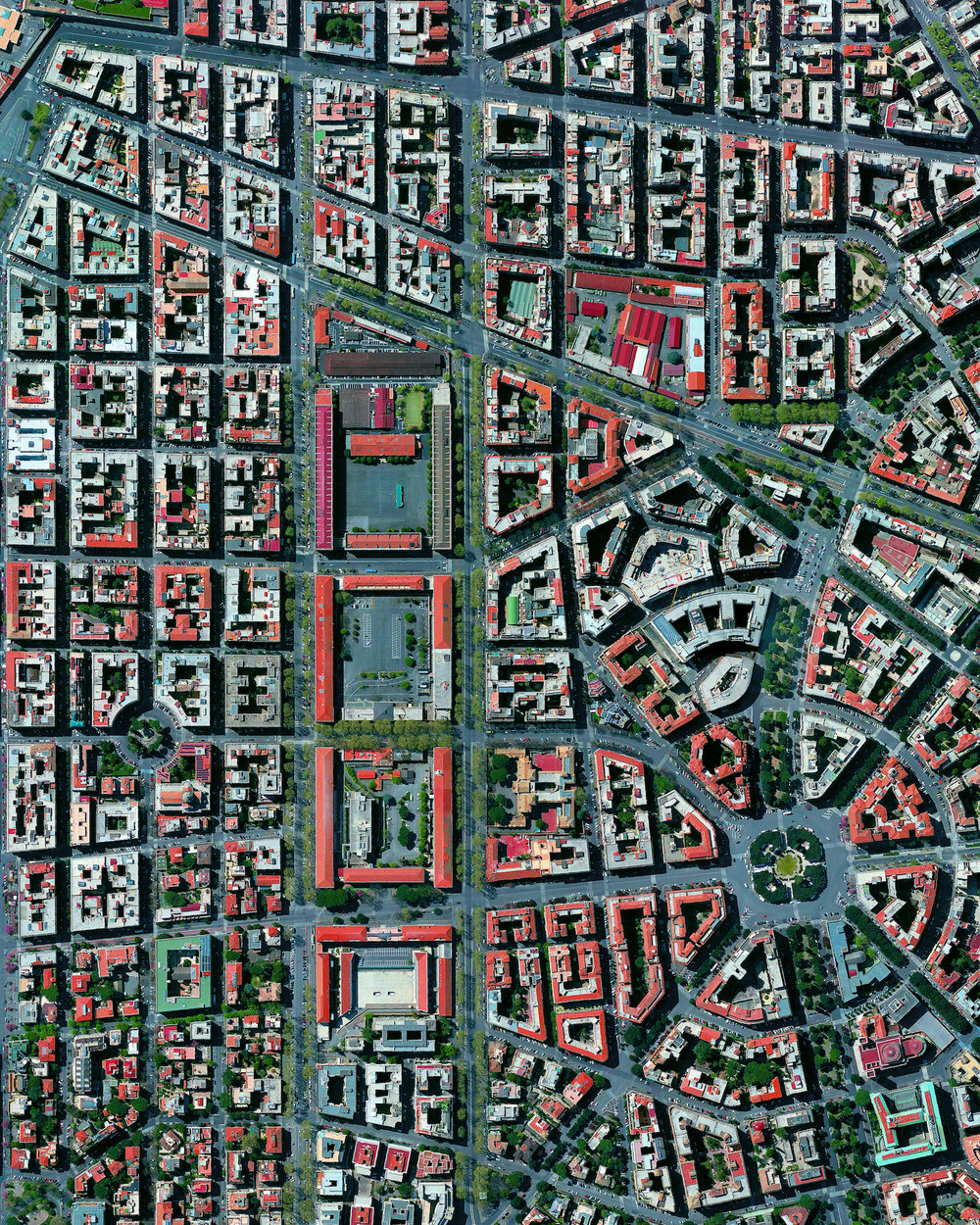Prati is a neighborhood located in center of Rome, Italy. The area borders the Vatican and contains the Via Cola di Rienzo, one of the most famous shopping streets in the entire city.  41.9111647, 12.460427  Source imagery: DigitalGlobe