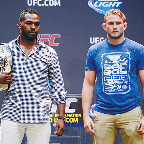 UFC 165 Preview