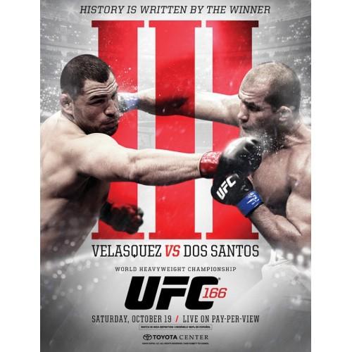 UFC 166 Preview
