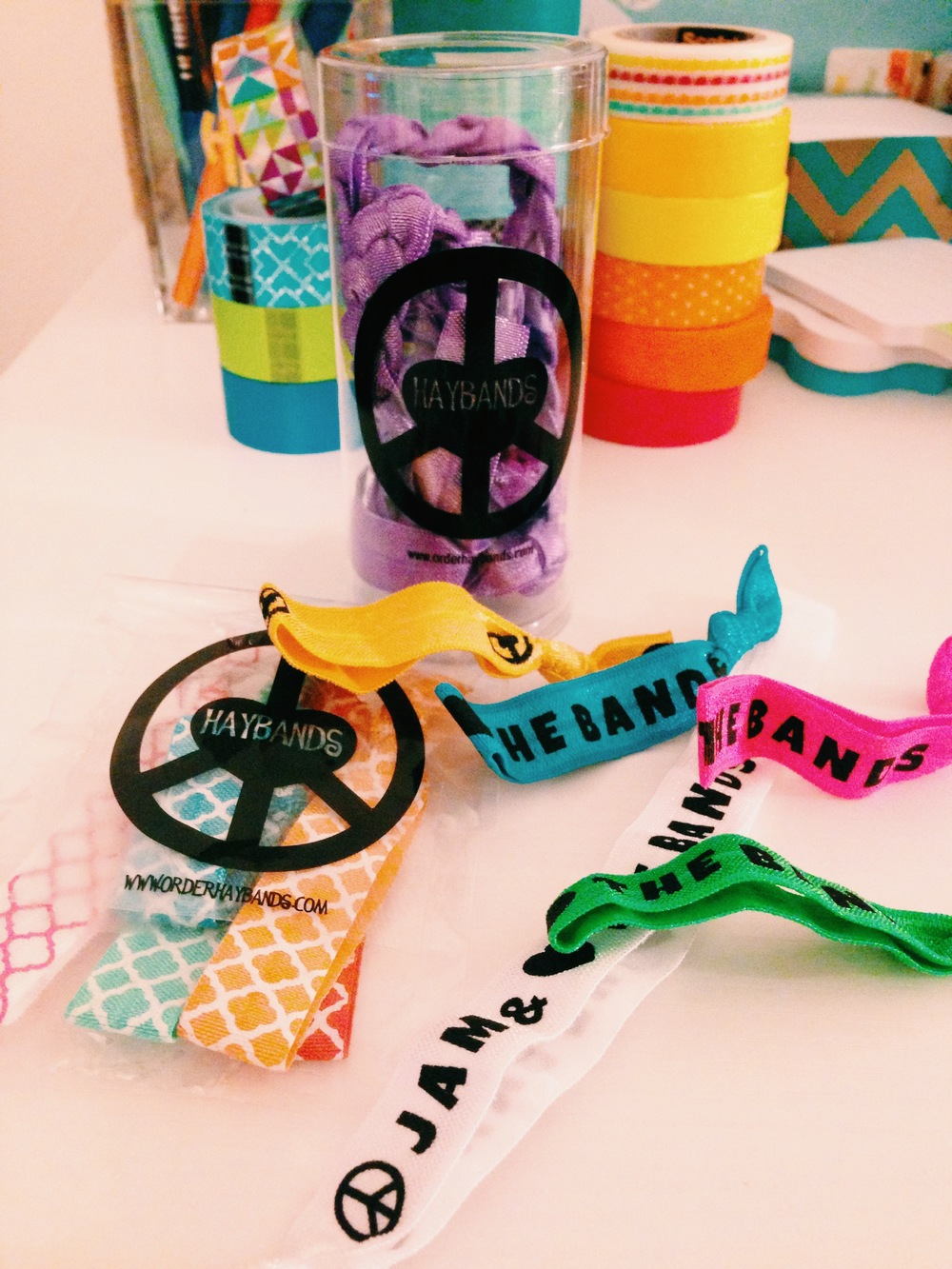 HU Knew Style x Haybands Giveaway Items!!