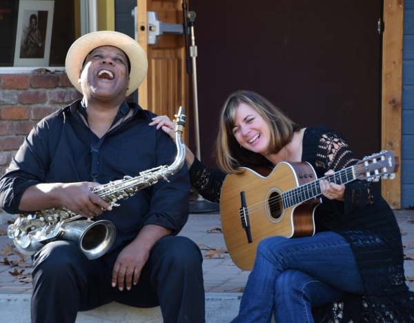 Victor Martin & Allison Scull 10/17 @ monca in Chico