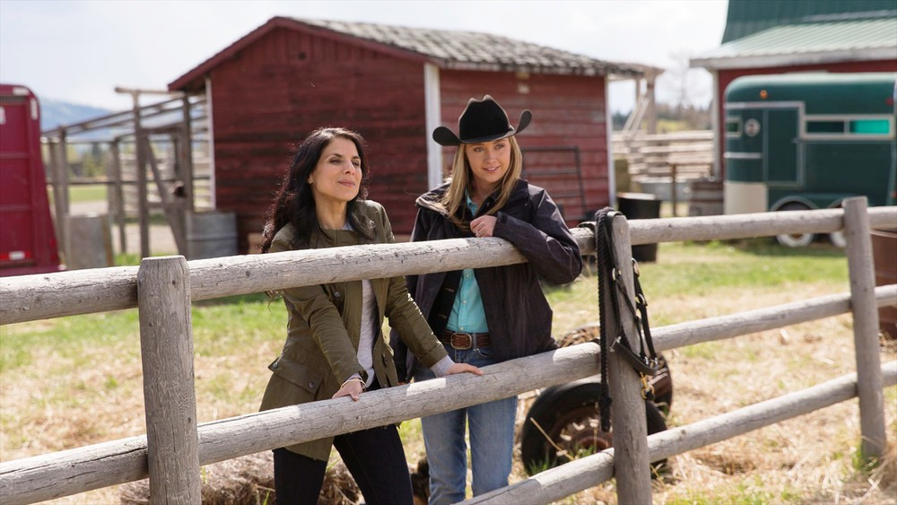 Heartland Season 7 - Photo by Andrew Bako