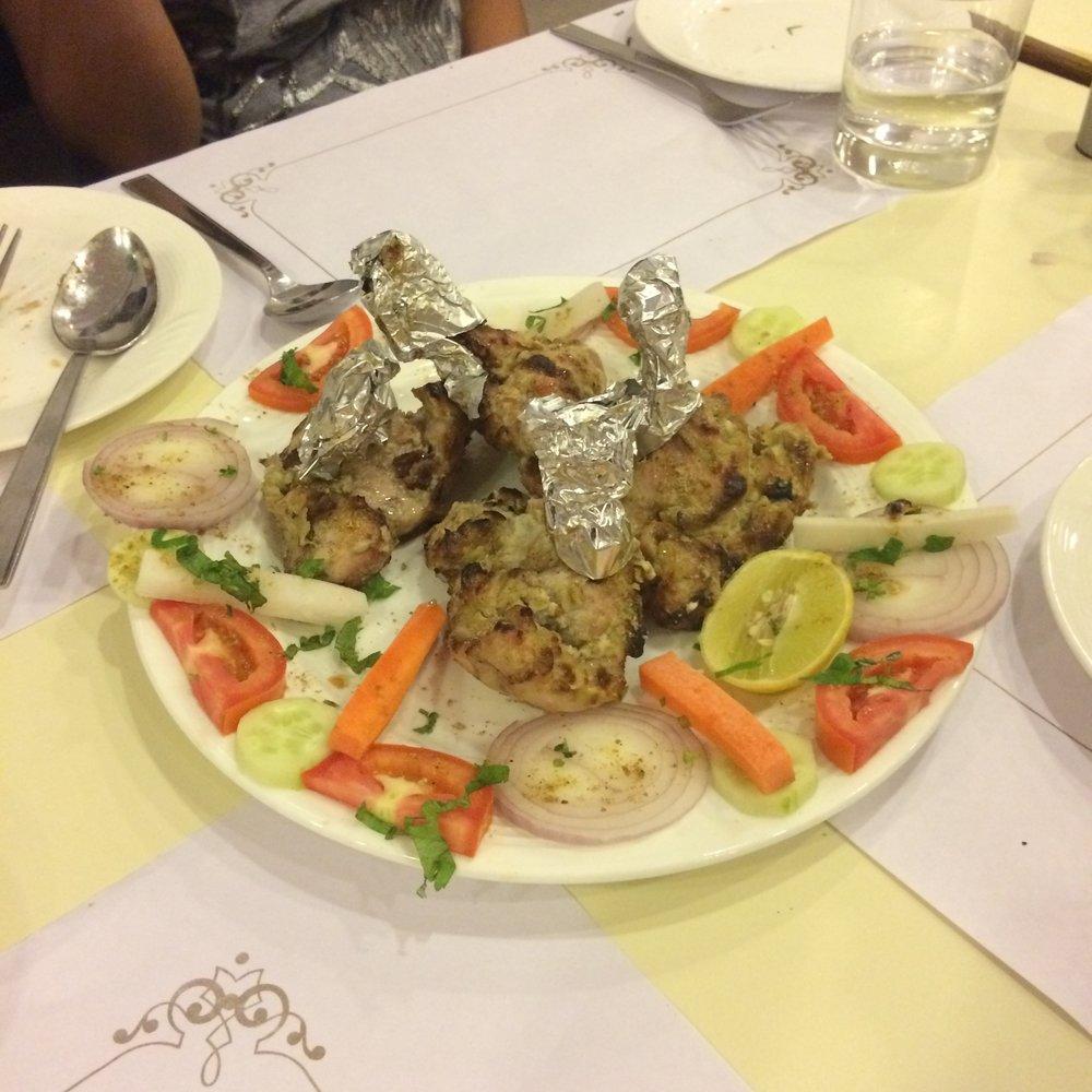 Chicken tikka - tasty grilled chicken  💖