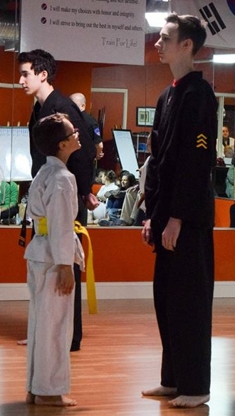 AJ Buratowski - InstructorBlack Belt, Second Dan TSDSpirit Animal: Blackbuck AntelopeHiYa Karate student since 2011Member of the competition and demonstration team since 20122018 AAU National Point Sparring Team MemberAAU National Champion, Gold Sparring 2017AAU Junior Olympics, Bronze Sparring 2012Honor Roll Student at Linganore High SchoolCPR/AED and Basic First Aid Certified