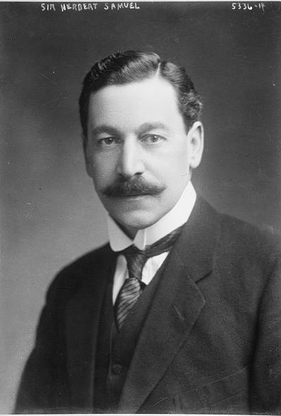 Herbert Louis Samuel, 1st Viscount Samuel (1870 –1963) was a British politician and diplomat.