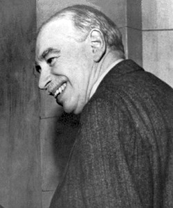 John Maynard Keynes, 1st Baron Keynes, (1883 – 1946) was a British economist whose ideas have fundamentally affected the theory and practice of modern macroeconomics, and informed the economic policies of governments.