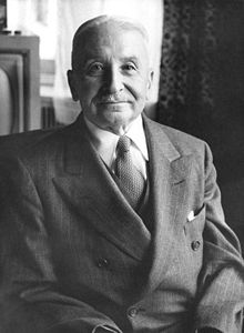 Ludwig Heinrich Edler von Mises (1881 – 1973) was a philosopher, economist, sociologist, and classical liberal.