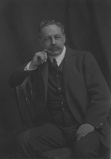 Sir Halford John Mackinder (1861 – 1947) was an English geographer, academic, the first Principal of University Extension College, Reading (which became the University of Reading) and Director of the London School of Economics. He is regarded as one of the founding fathers of both geopolitics and geostrategy.