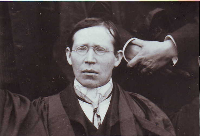 William Jethro Brown (1868 – 1930) was an Australian jurist and professor of law.  In 1912 he published  The Underlying Principles of Modern Legislation , which was welcomed as a real contribution to political thought. Brown pointed out that the likelihood of greatly increased state activity in the future throws a great responsibility on the teacher and the brains and character of the community.
