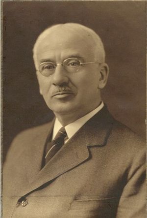 Edward Cary Hayes (1868–1928) was a pioneer in American sociology and was a founder and president of the American Sociological Association.