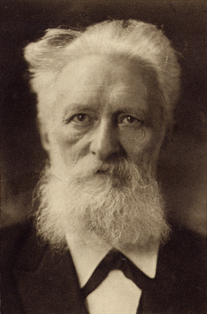 Rudolf Christoph Eucken (1846 – 1926) was a German philosopher, and the winner of the 1908 Nobel Prize for Literature.