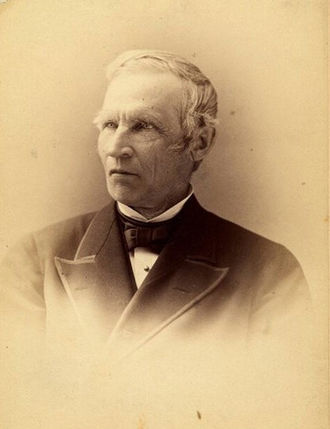 Noah Porter, Jr. (1811 – 1892) was an American academic, philosopher, author, lexicographer and President of Yale College (1871–1886).