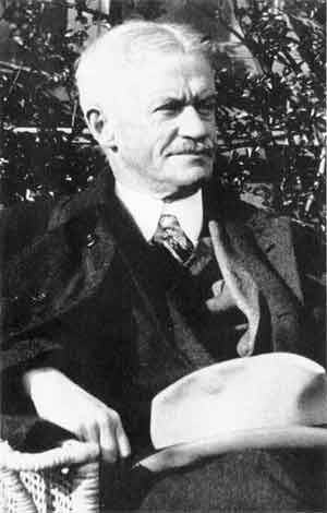 Albert Jay Nock (1870 – 1945) was an influential American libertarian author, educational theorist, and social critic of the early and middle 20th century.