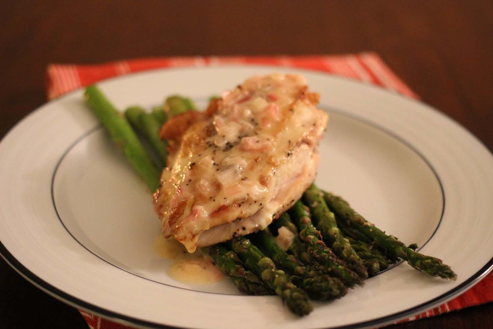 Chicken with Shallots | Image: Laura Messersmith