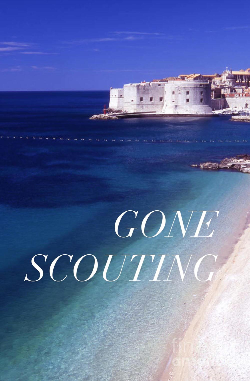 Dubrovnik, Croatia ; Image:   Steve Outram ;  Design: Laura Messersmith