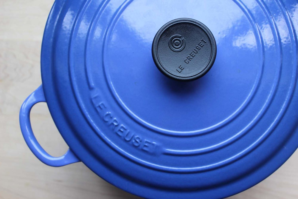 Le Creuset, an essential | Image: Laura Messersmith