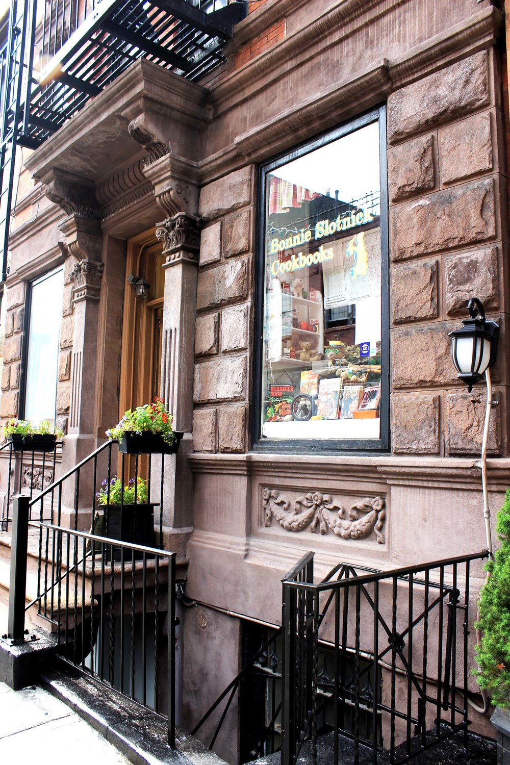 Bonnie Slotnick Cookbooks, Greenwich Village | Image: Laura Messersmith