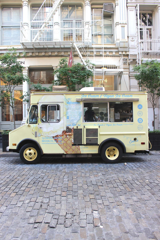 Van Leeuwen Artisan Ice Cream in Soho| Image:Laura Messersmith