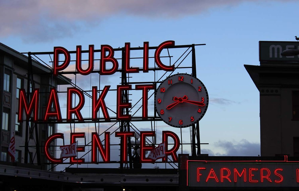 Pike Place Market, Seattle | Image: Laura Messersmith