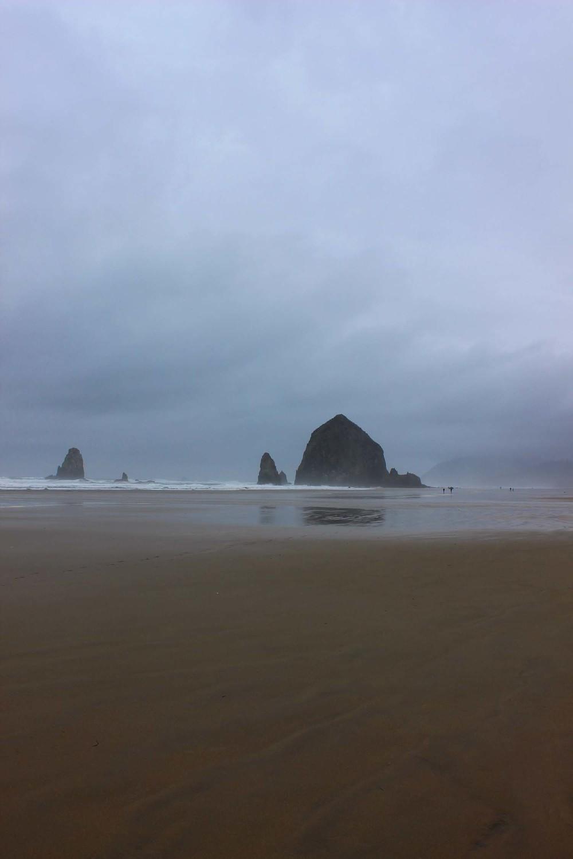 Haystack Rock, Cannon Beach, Oregon | Image:  Laura Messersmith