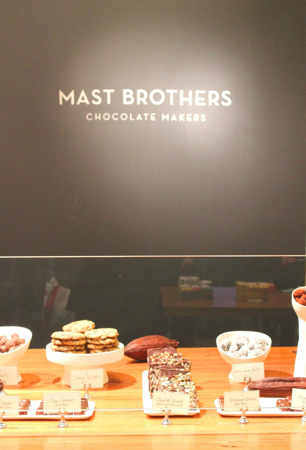 Mast Brother Chocolate, Brooklyn   | Image:   Laura Messersmith