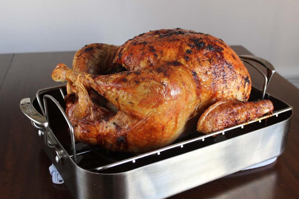 Perfect Roast Turkey  | Image:  Laura Messersmith