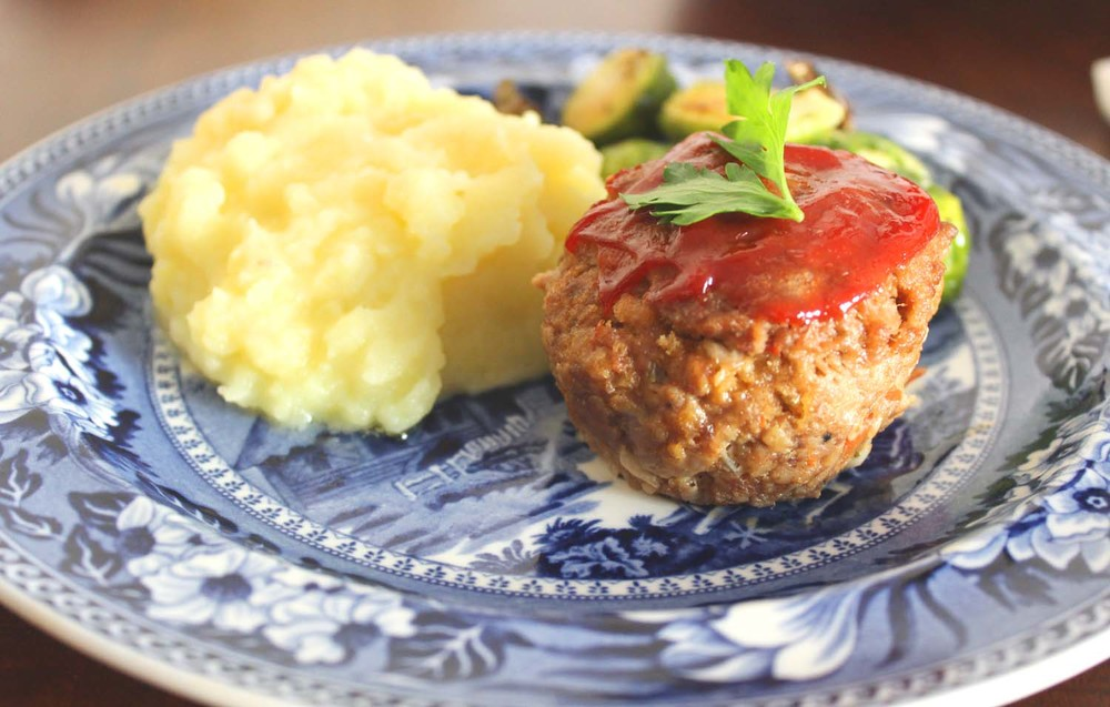 Modern Meatloaf  | Image:  Laura Messersmith