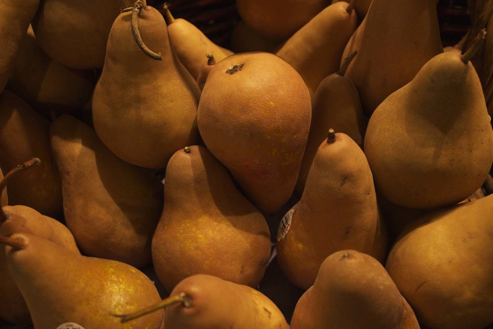 Pears  | Image:  Laura Messersmith