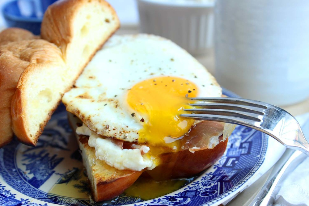 The Goldmine Breakfast Sandwich   | Image:   Laura Messersmith