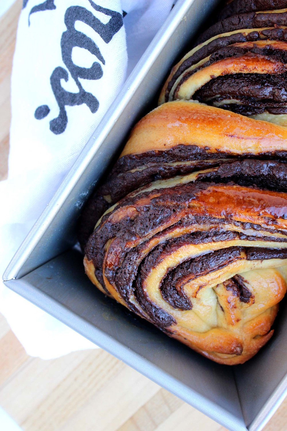 Better Chocolate Babka  | Image:  Laura Messersmith
