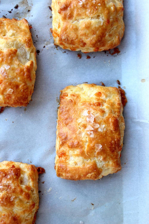 Buttermilk Cheddar Biscuits  | Image:  Laura Messersmith