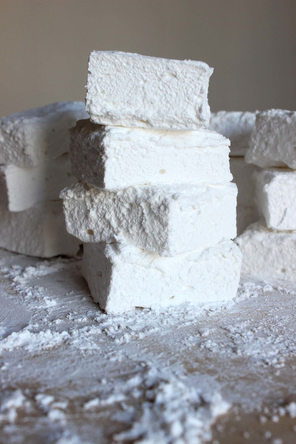 Homemade Marshmallows | Image: Laura Messersmith