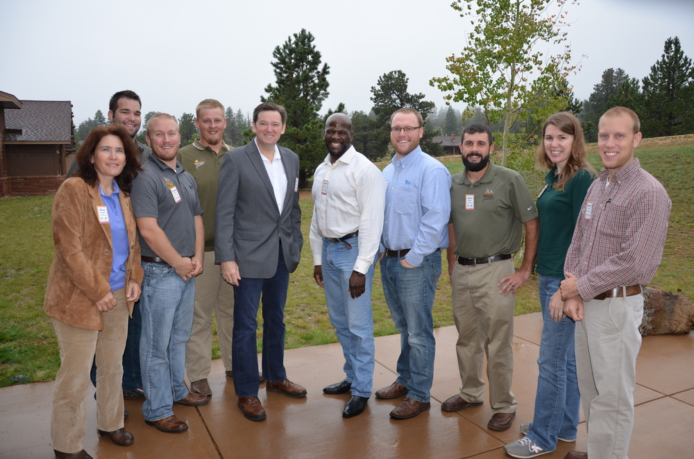 The Missouri team with our partners from NRCS