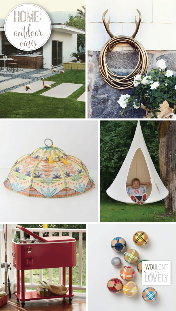 outdoor backyard accessories