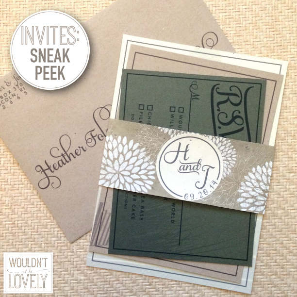 subtle neutral beach wedding invitations