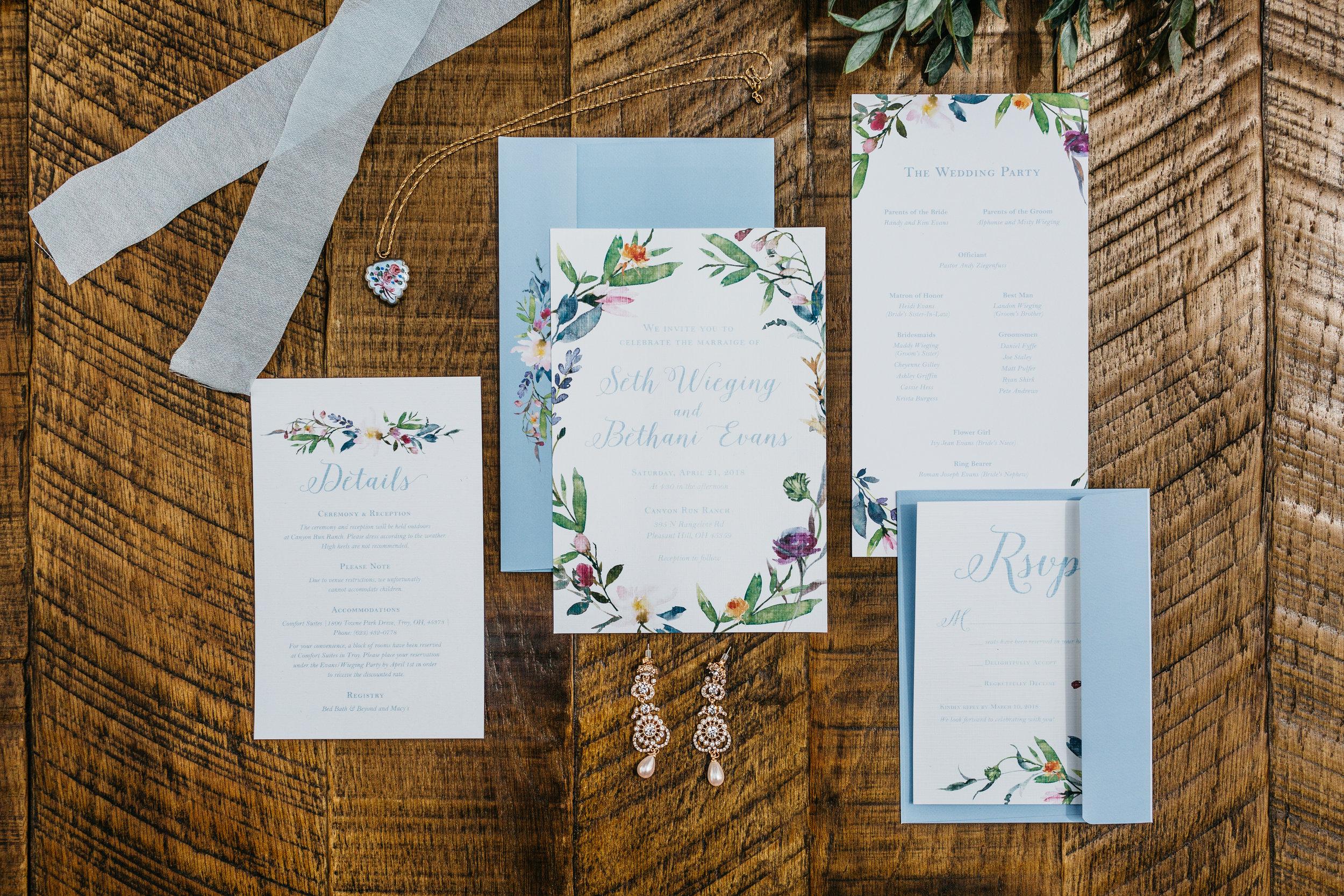04f40ce4221d1 Seth   Bethani    Canyon Run Ranch  Dayton Ohio Wedding   Portrait ...
