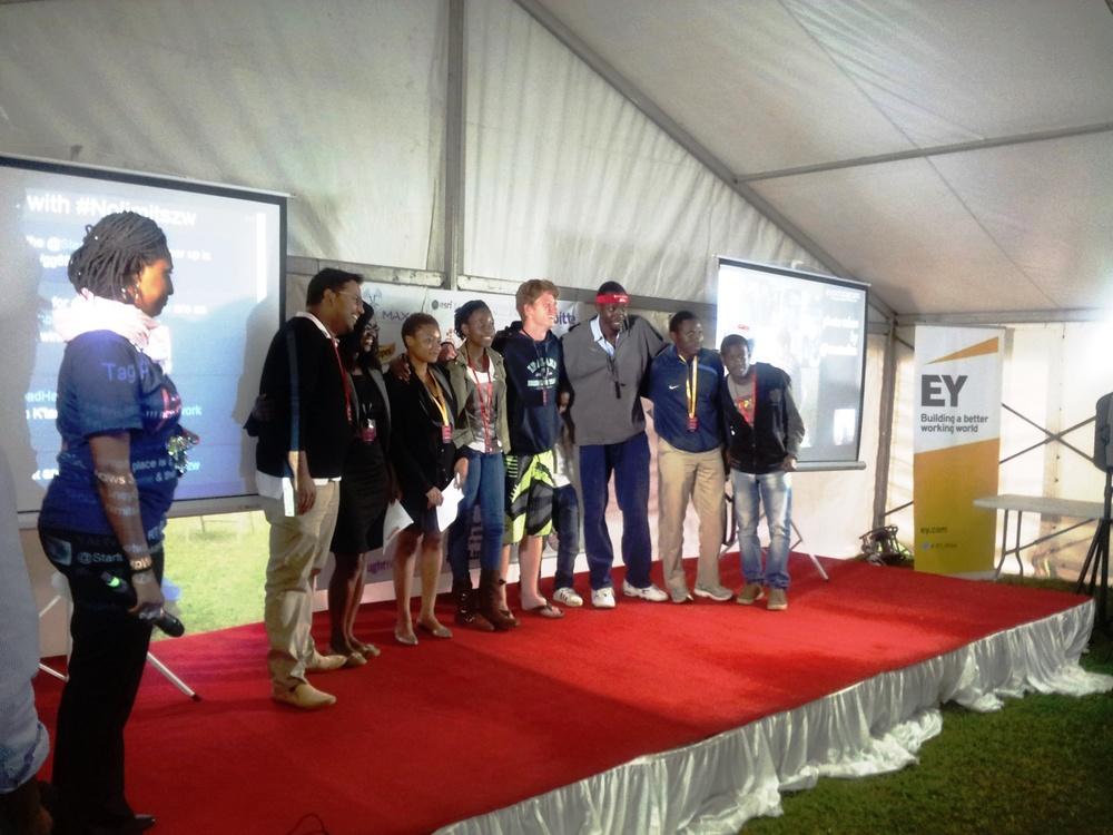 Kwese music won the inaugural Start-Up Weekend
