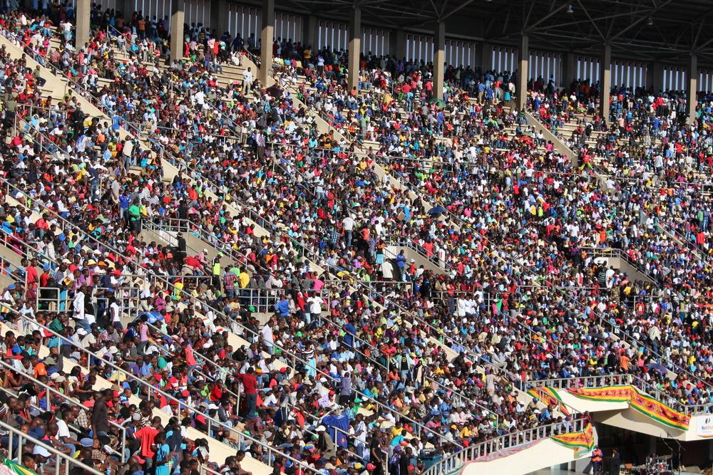 Zimbabwe Independence Rally