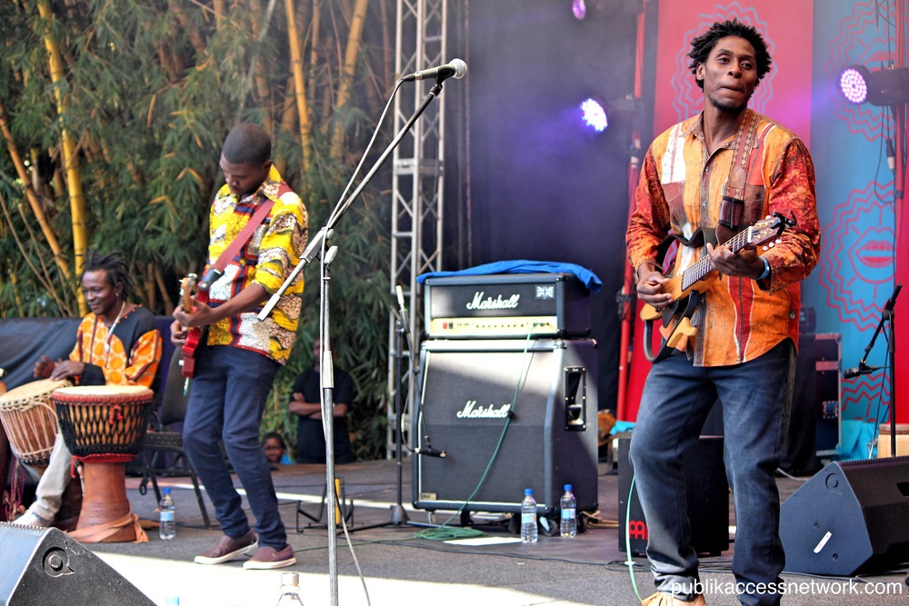 Victor Kunonga & Band Peace