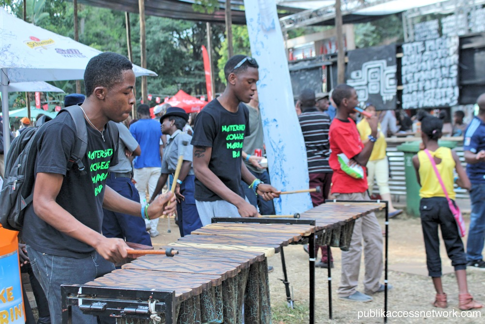 Watershed College Marimba Band