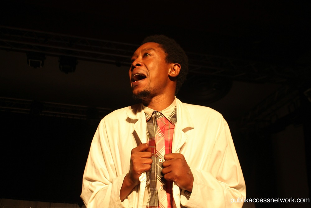 Michael Kudakwashe as seen at Hifa