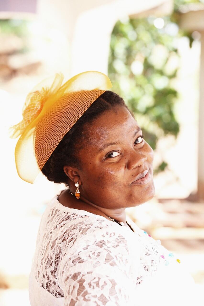 Elizabeth Appiah, the talent behind Beads Soronko