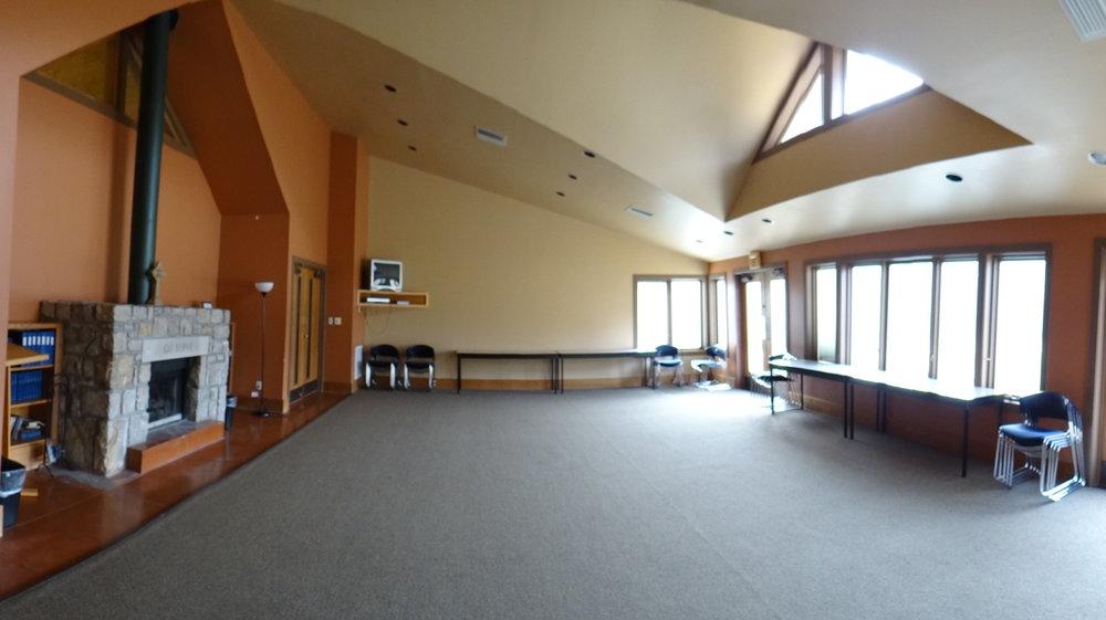 Copy of Meeting Spaces: Fireside Room
