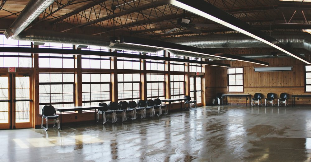 Copy of Meeting Spaces: Genesis Hall