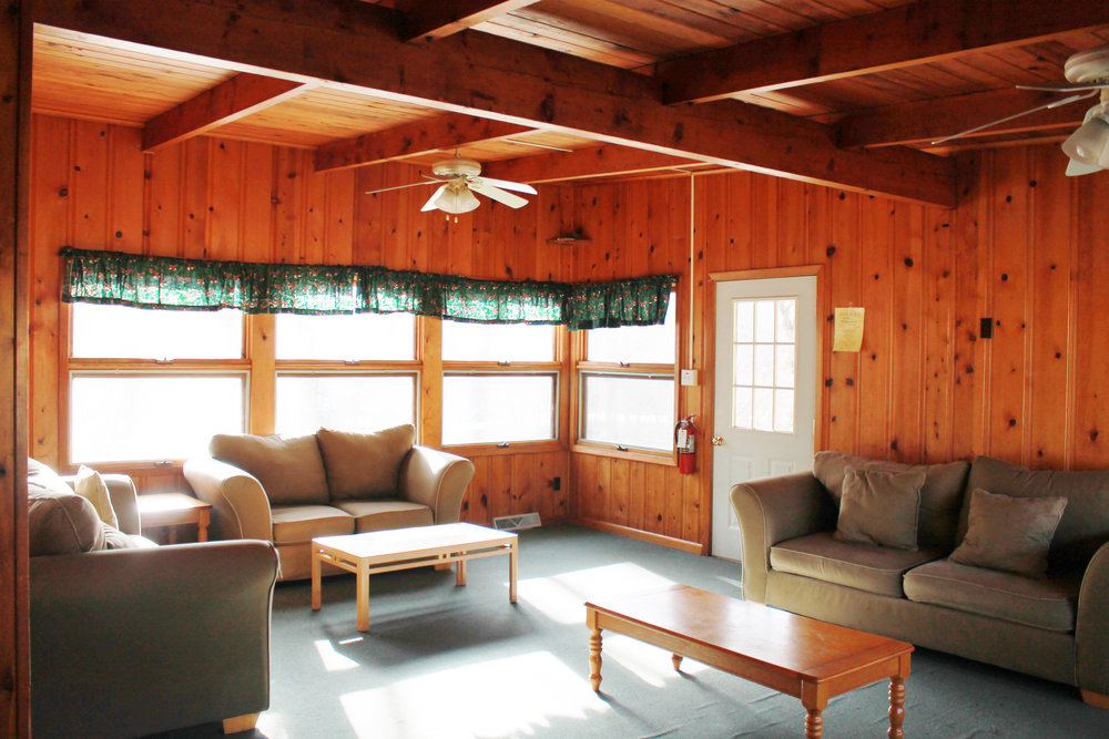 Copy of Retreat-Style Lodging: Trask Lodge