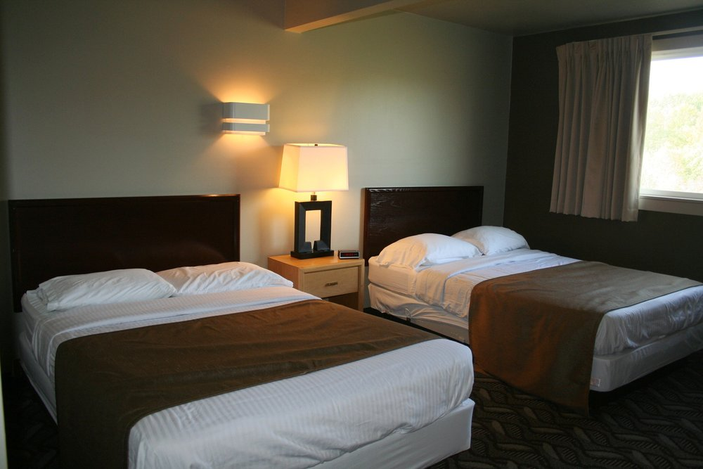Hotel Style Lodging -