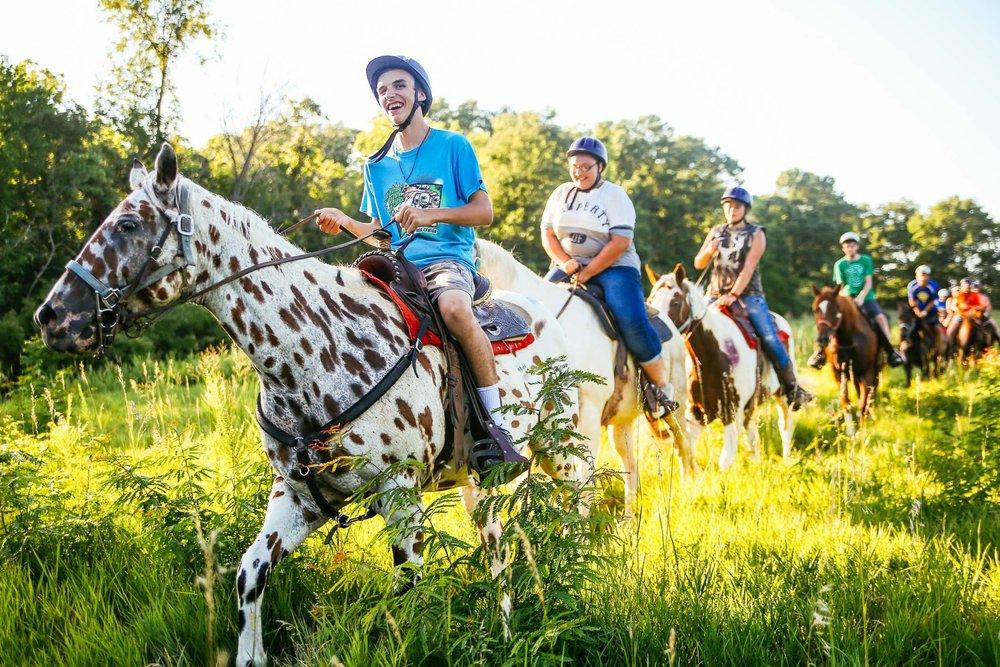 Horse Back Rides -