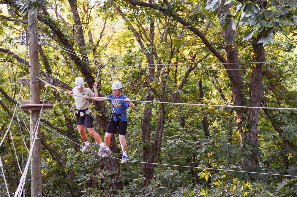 High Ropes Courses -