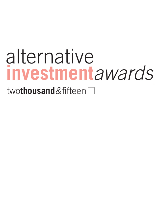 Alternative Investment Awards 2015 - Best Investment Industry IT Provider - USA