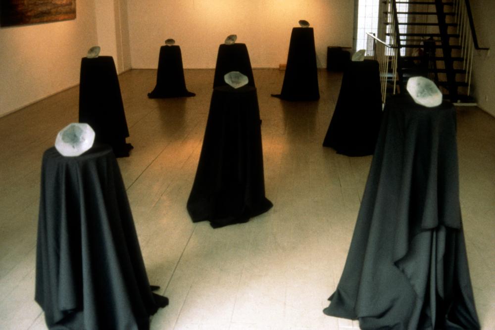 Installation - Galerie Delta, Rotterdam Netherlands 1998